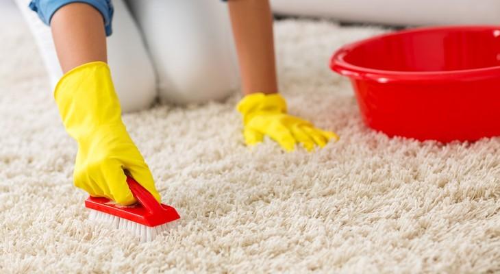 Чистка ковров в домашних условиях: лучшие способы