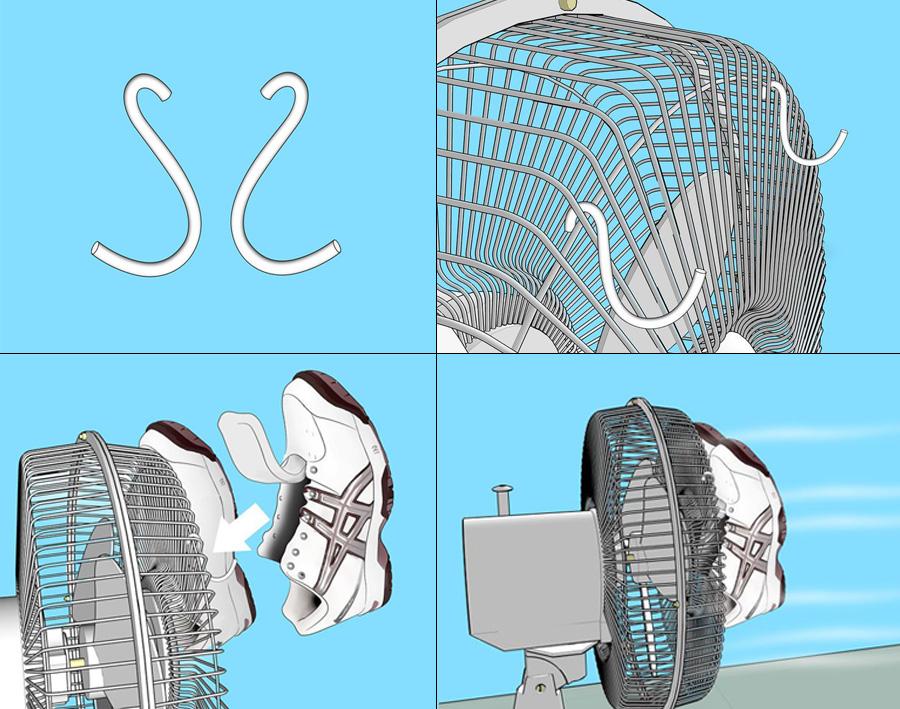 Как быстро высушить кроссовки в домашних условиях - Spbgal.ru