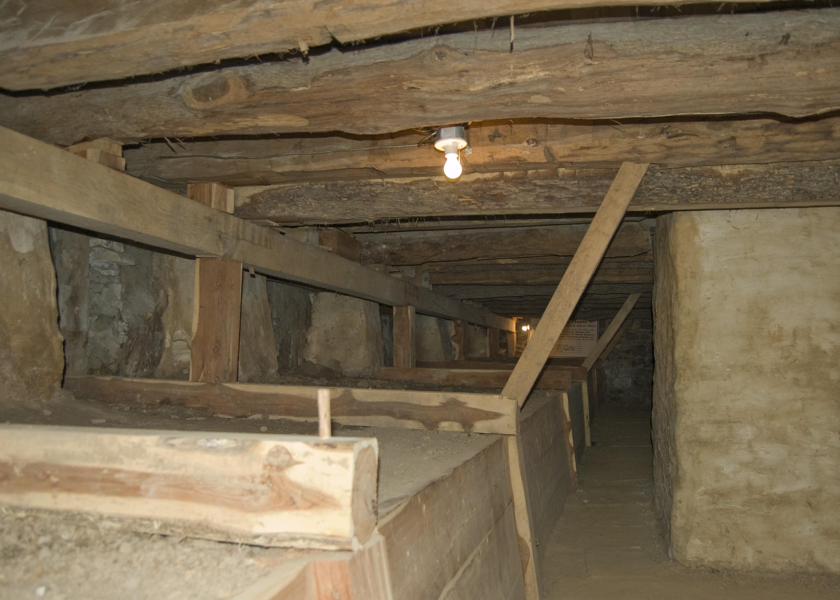 Подвал в построенном доме своими руками 178