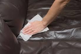 кожаный диван