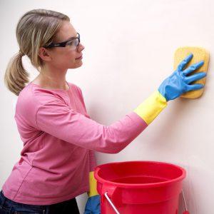 увлажнить стену