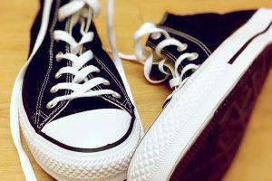 Как отбелить подошву на кроссовках