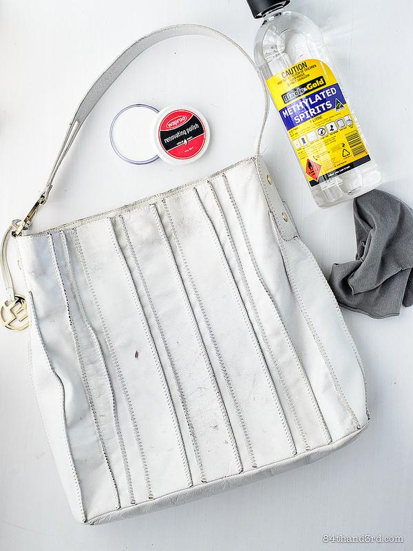 Как почистить белую кожаную сумку в домашних условиях