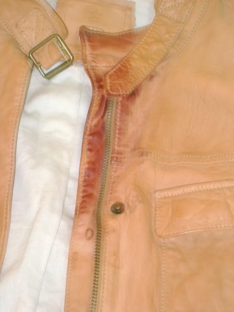 Удалить пятно от куртки фото