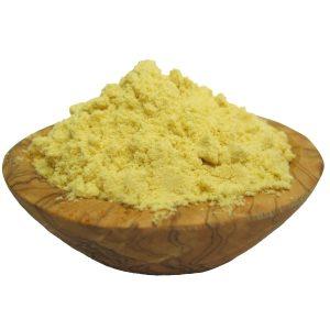 mustard-powde