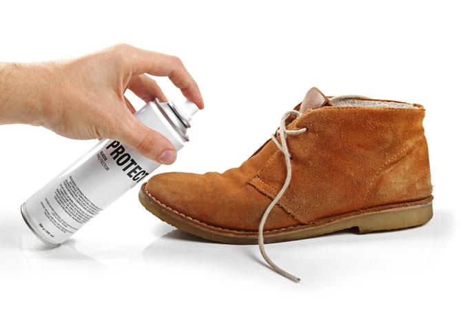 e1b35c363b63 Специальные аэрозоли помогут защитить замшевую обувь от загрязнений