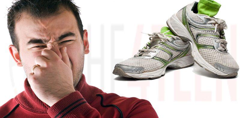 Обувь сильно воняет, что делать? Как избавится от запаха 39