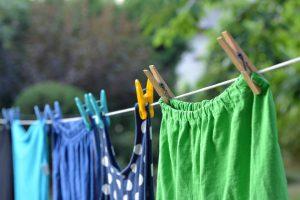 Как за 5 минут высушить различные вещи после стирки?