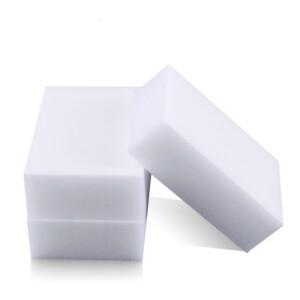 Меламиновая губка, её вред и польза: инструкция по применению
